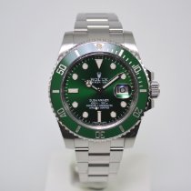 Rolex 116610LV Staal Submariner Date 40mm