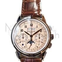 Patek Philippe 5270P-001 Platine Perpetual Calendar Chronograph 41mm
