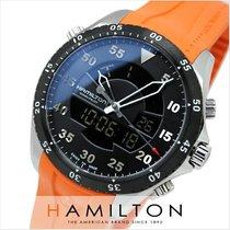 Hamilton Khaki Flight Timer nouveau 40mm Acier