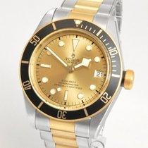 Tudor Black Bay S&G Gold/Stahl 41mm Champagnerfarben Deutschland, Teuschnitz