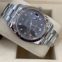 Rolex Datejust II Steel 41mm United States of America, New Jersey, Totowa