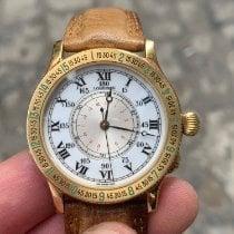 Longines Lindbergh Hour Angle Yellow gold