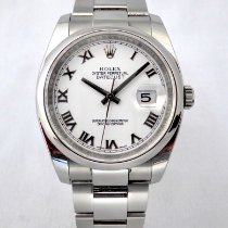 Rolex Steel 36mm Automatic 116200 pre-owned United Kingdom, Leicester