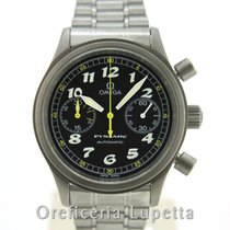 Omega Dynamic Chronograph Stal 38mm