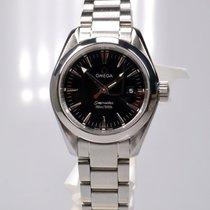 Omega Seamaster Aqua Terra Steel 29mm Black No numerals