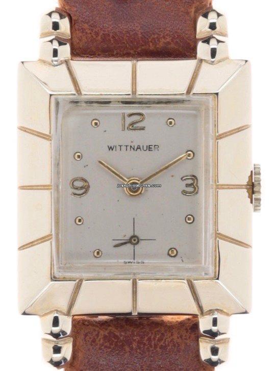 Wittnauer Gents Wristwatch