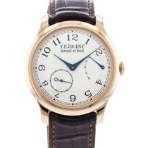 F.P.Journe Souveraine Rose gold 40mm Silver United States of America, Georgia, Atlanta