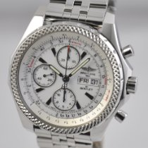 Breitling Bentley GT Acero 45mm Blanco Sin cifras