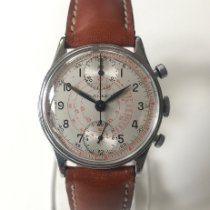 Gallet Steel 33mm Manual winding pre-owned