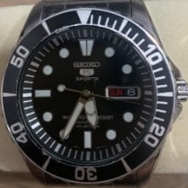 Seiko SNZF17K1 Steel 5 Sports 42mm pre-owned