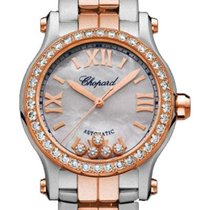 Chopard Happy Sport 278573-6021 New 30mm Automatic