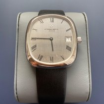 Eterna White gold Automatic 39mm pre-owned Matic