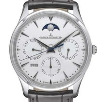 Jaeger-LeCoultre Master Ultra Thin Perpetual Silver United States of America, Florida, North Miami Beach