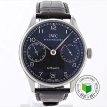 IWC Portugieser Automatik neu 2011 Automatik Uhr mit Original-Box und Original-Papieren