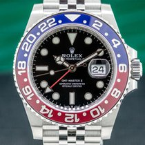 Rolex GMT-Master II 126710 2019 pre-owned