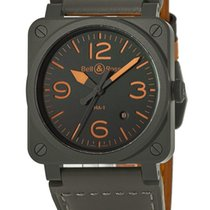 Bell & Ross Ceramic Automatic BR0392-KAO-CE/SCA new United States of America, New York, Brooklyn