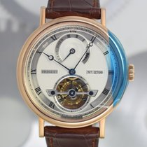 Breguet Rose gold 39mm Automatic 5317BR/12/9V6 new