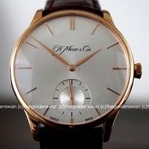 H.Moser & Cie. Rose gold 2327-0400 new