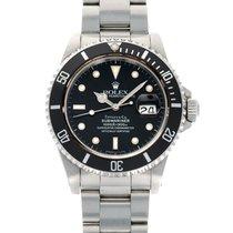 Rolex Submariner Date 16800 1984 подержанные