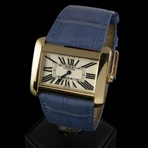 Cartier DIVAN YELLOW GOLD