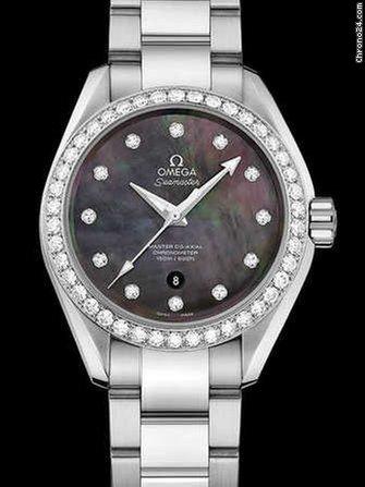 Omega Seamaster Aqua Terra 231.15.34.20.57.001 2021 neu