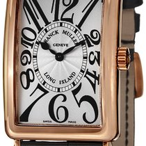 Franck Muller Long Island Rose gold Silver United States of America, New York, Brooklyn