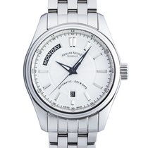 Armand Nicolet M02 Day & Date Automatic (NEW/FULL SET)