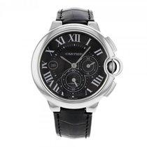 Cartier Ballon Bleu Chronograph 44mm XL Stainless Steel on...
