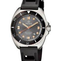 Deep Blue Deep Star 1000 Swiss Auto Dive Watch Ceramic Bezel...
