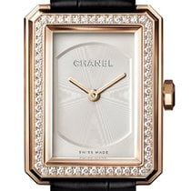 Chanel Women's watch Boy-Friend 21.5mm Quartz new Watch with original box