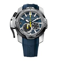 Graham Chronofighter Prodive Blue 2CDAV.U01A.K87F