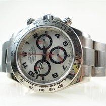 Rolex Daytona Weissgold 116509 Racing dial 2007