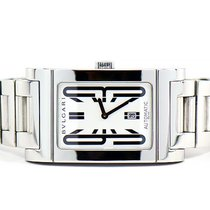 Bulgari Rettangolo Stainless Steel Automatic Watch