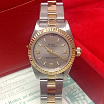 Rolex Oyster Perpetual 76193 - 24mm Box & Papers 2002