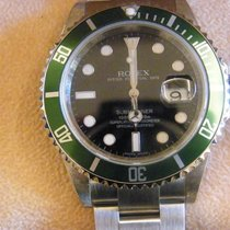 勞力士 (Rolex) Submariner Date Ghiera Verde