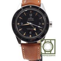 Omega Seamaster 300 Acier 41mm Noir