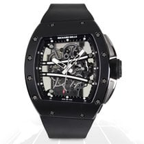 Richard Mille 50mm Handopwind 2018 RM 061 Doorzichtig