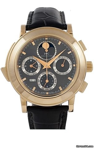 IWC Grande Complication IW377025 pre-owned