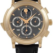IWC Grande Complication Rose gold Grey United States of America, California, Beverly Hills