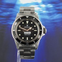 Rolex 5514 Steel 1973 Submariner (No Date) 40mm pre-owned