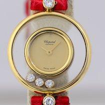 Chopard Happy Diamonds Gelbgold 21.5mm Gold Keine Ziffern Deutschland, Langenfeld