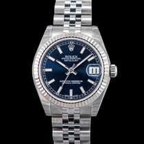 Rolex Lady-Datejust White gold 31mm Blue United States of America, California, San Mateo