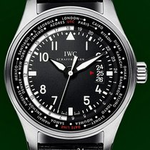 IWC Pilot Worldtimer XL 45mm 2016 Automatic  Box&Papers