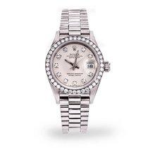 Rolex Lady-Datejust pre-owned 26mm Platinum