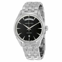 Hamilton Jazzmaster Day Date Auto Steel 42mm Black United States of America, New Jersey, Cherry Hill