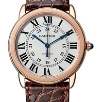 Cartier Ronde Solo de Cartier Rose gold 36mm Silver United States of America, New York, New York