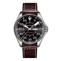 Hamilton H64715535 Khaki Pilot 46mm nouveau
