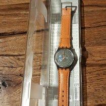 Swatch Kunststoff 33mm Quarz gm117 neu Schweiz, engelberg