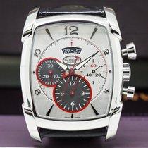 Parmigiani Fleurier Chronograph 37mm Automatic pre-owned Kalpa Silver