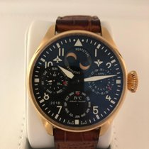 IWC Big Pilot pre-owned 45mm Rose gold